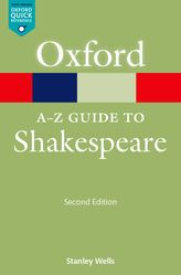 An A-Z Guide to Shakespeare$