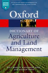 A Dictionary of Agriculture and Land Management$
