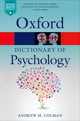 A Dictionary of Psychology$