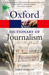 A Dictionary of Journalism$