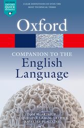 The Oxford Companion to the English Language$