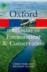 A Dictionary of Environment and Conservation$