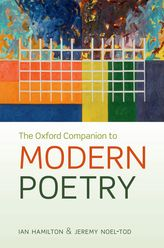 The Oxford Companion to Modern Poetry$