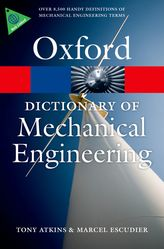 A Dictionary of Mechanical Engineering$