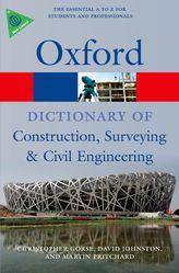 Dictionary Of Construction Surveying And Civil Engineering Oxford Reference