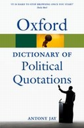 Oxford Dictionary of Political Quotations$