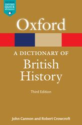 A Dictionary of British History