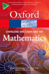The Concise Oxford Dictionary of Mathematics$