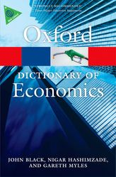 Dictionary of Economics - Oxford Reference