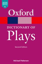 The Oxford Dictionary of Plays$