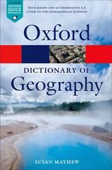 A Dictionary of Geography$