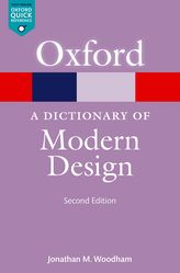 A Dictionary of Modern Design$