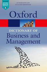 A Dictionary of Business and Management$