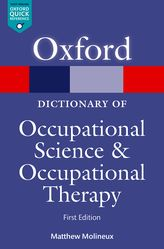 A Dictionary of Occupational Science and Occupational Therapy$