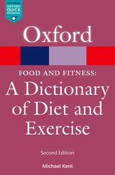 Food and Fitness: A Dictionary of Diet and Exercise$