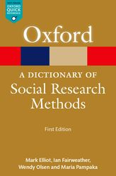 A Dictionary of Social Research Methods$
