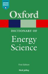 A Dictionary of Energy Science