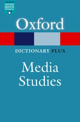 Dictionary Plus Media Studies