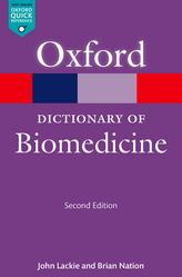 A Dictionary of Biomedicine$
