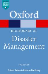 A Dictionary of Disaster Management$