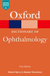 A Dictionary of Ophthalmology$