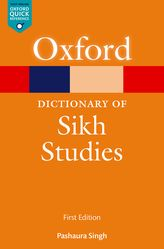 A Dictionary of Sikh Studies$