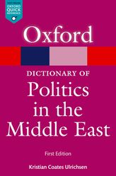 A Dictionary of Politics in the Middle East