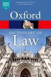 A Dictionary of Law$