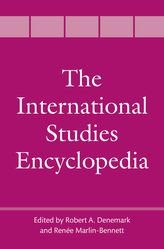 The International Studies Encyclopedia$
