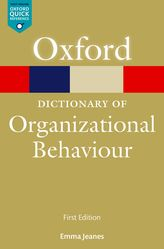 A Dictionary of Organizational Behaviour