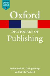 A Dictionary of Publishing