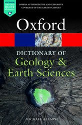 A Dictionary of Geology and Earth Sciences$