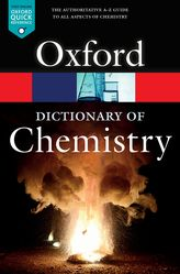 A Dictionary of Chemistry$