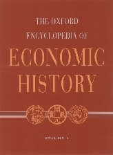 The Oxford Encyclopedia of Economic History$