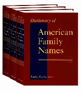 Dictionary of American Family Names$