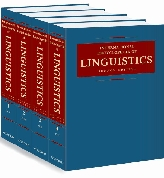 International Encyclopedia of Linguistics$