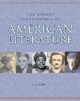 The Oxford Encyclopedia of American Literature$