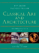 The Grove Encyclopedia of Classical Art and Architecture$