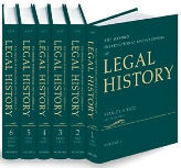 The Oxford International Encyclopedia of Legal History$