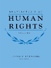 Encyclopedia of Human Rights$