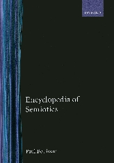Encyclopedia of Semiotics$
