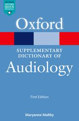 A Supplementary Dictionary of Audiology