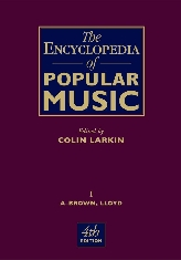 Encyclopedia of Popular Music$