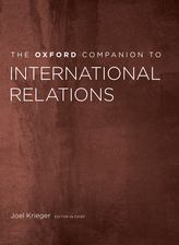 The Oxford Companion to International Relations$