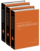 The Oxford Companion To Archaeology (2 ed.)