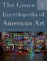 The Grove Encyclopedia of American Art$