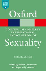 The Continuum Complete International Encyclopedia of Sexuality$