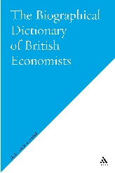 The Biographical Dictionary of British Economists$