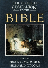 The Oxford Companion to the Bible$