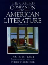 The Oxford Companion to American Literature$